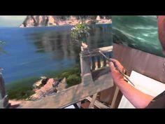 Уроки рисования для взрослых, живопись для начинающих в Москве - YouTube