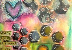 Art Journaling Mixed Media: Fabulous