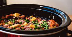 Easy Slow Cooker Dog Food