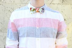 I highly suggest getting one of these bow ties. I know the person who makes them. She is amazing!!!,
