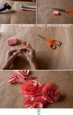 ribbon or paper