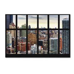 Philippe Hugonnard 'nyc Penthouse' Art