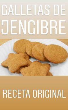Cómo hacer galletas de jengibre o ginger snaps cookies – Nefis Yemek Tarifleri – Tatlılar – Pastalar – Izgara – Buğulama Sweet Recipes, Dog Food Recipes, Cake Recipes, Dessert Recipes, Cooking Recipes, Chocolate Cake Recipe Easy, Cookies Et Biscuits, Christmas Desserts, Christmas Cookies