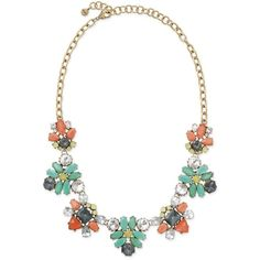 Stella & Dot Elodie Necklace ($89) ❤ liked on Polyvore