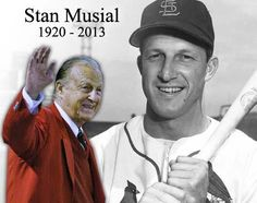 """We have lost the most beloved member of the Cardinals family,"" said William DeWitt Jr., Chairman of the St. Louis Cardinals."