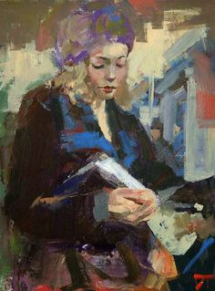 "DARREN THOMPSON FINE ART: ""Empurple"" November 2014"
