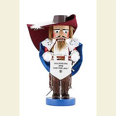 Nutcracker Musketeer Athos - Limited edition (29cm/11,4in)ch by Steinbach