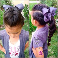 nice Hairstyle for little girls... by http://www.top-hair-cuts-and-hair-styles.xyz/hairstyles-for-little-girls/hairstyle-for-little-girls/