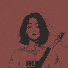 Cartoon Kunst, Cartoon Art, Cartoon Characters, Aesthetic Anime, Aesthetic Art, Anime Art Girl, Manga Art, Hipster Girl Drawing, Art Sketches