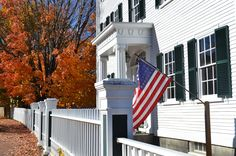 A Fall Visit to Downtown Portsmouth, New Hampshire