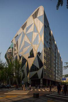 Seoul New City Hall,© Archframe