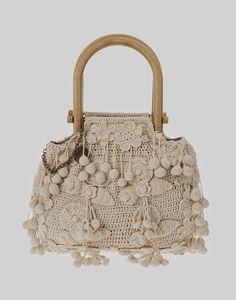 Ivelise Hecho a mano: En Bolsas Crochet Inspiraciones .....