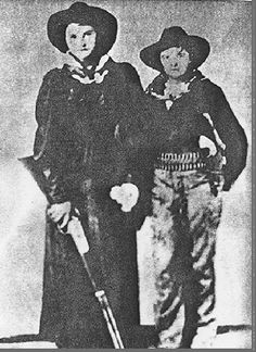 "Charley Wilson, better known as ""Little Britches'"", born in 1834 in Britain, was a cattle thief from the Indian Nation of OklahomaVery little is known about this historical gunfighter & cattle thief except that he lived as a man for over 40 years till he had to move into a facility for the elderly at age 63, where authorities forced him to dress as a woman. Charley is listed as ""one of the most famous female outlaws ever to strap on a six gun"" despite his masculine dress and choice of male n..."