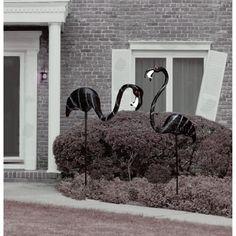 Giant Zombie Standing Flamingo — Life-Sized Menace