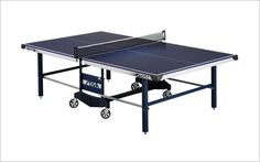 Stiga STS 275 Tournament Ping Pong Table. Play like a pro on this table. eae9aac911b03