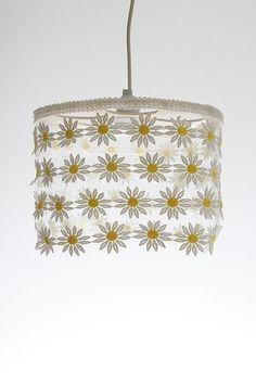Daisy Chain Lamp and Pendant Shade por nice en Etsy