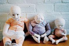 Porceleine Dolls - Mariëtte van der Ven