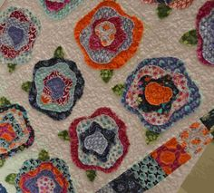 French Roses Quilt Kit K16040.   Found at quiltique.com