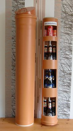 de: the Erdloch - beer cooler for electroless .de: The Erdloch – beer cooler for electroless cooling in the ga - Spiral Wine Cellar, Woodworking Projects, Diy Projects, Beer Cooler, Creative Box, Free Beer, Holiday Break, Beer Gifts, How To Make Beer