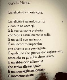 New quotes smile love feelings texts ideas Gift Quotes, New Quotes, Quotes To Live By, Love Quotes, Inspirational Quotes, Italian Phrases, Something To Remember, Change Your Life, Adventure Quotes