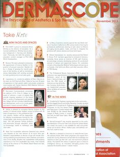 Dermascope announces Dermelect Cosmeceuticals' addition of Dr. Chris Adigun to its board of advisors, a team of experts that provide ongoing assistance to the brand from a variety of backgrounds and specialties. Adigun will aid in product identification and development, serve as an on-air guest, and assist in brand out-reach efforts.
