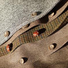 ralphlauren:  Versatile tweeds from POLO.