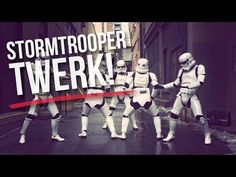 ▶ Stormtrooper Secrets: Hip Hop Twerk - 4K - YouTube
