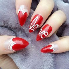 Valentine's Day is right around the corner and the love is in the air. You need to make sure your nails are on point and are red hot for the occasion. Keeping your nails on point for this romantic occasion is a must. Who knows…maybe you will have to take a selfie with your ring …