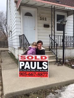 Congratulations on your new home!! Happy Hamilton Home Buyer! Jim Pauls Real Estate