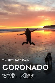 Looking for things to do in Coronado? Or maybe places to eat in Coronado? I have the ULTIMATE Guide to help you plan your trip. Check out all the amazing activities, restaurants and accommodations I have listed for you. .   .   . Find out more about Coronado and Family Travel on my site: www.GlobalMunchkins.com