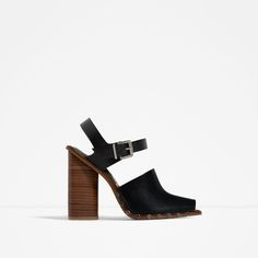 LEATHER STUDDED CLOGS-View All-SHOES-WOMAN-SALE | ZARA United States