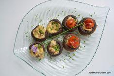 Tzatziki, Avocado Egg, Pesto, Baked Potato, Sprouts, Zucchini, Sushi, Potatoes, Baking