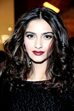 sonam kapoor one of the Hindi film industries actress. Never mind the prior note....she's flawlessly beautiful!