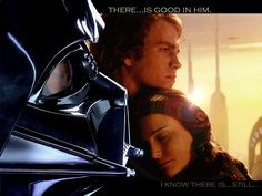 There is Good in Him - star-wars Wallpaper