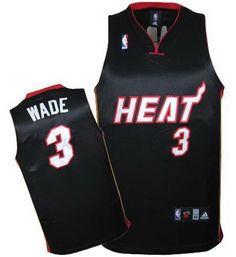 3fe0ed908bdb Miami Heat NBA Authentic Jerseys Kids James  6 Black 1001 Olympic  Basketball