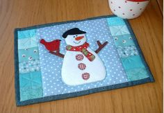 I have found some more adorable small quilting projects perfect for giving, or for keeping in your own ...