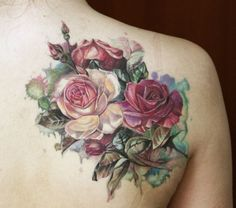 Beautiful Back Tattoo - http://giantfreakintattoo.com/beautiful-back-tattoo-2/