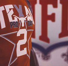 2c35594cc Pro Day gear for @texasfootball #uniswag Team Apparel, Swag, Swag Style