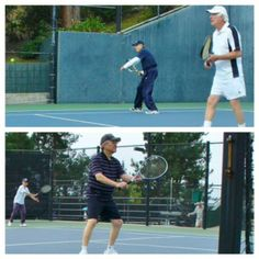 Men's Tennis // LCFCC