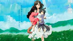 pelicula/movie : Ookami kodomo no Ame to Yuki