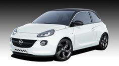 Opel Adam - http://carsmag.us/opel-adam/