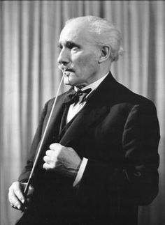 Arturo Toscanini - possibly the greatest of all the conductors!