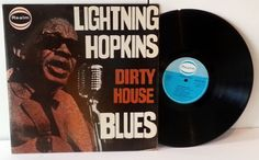 First UK pressing 1963 mono on the blue/white Realm label. The vinyl is in excellent condition with minim Jazz Blues, Blues Music, Paul Butterfield, Muddy Waters, Country Blue, Music Stuff, Vinyl Records, Album Covers, Lightning