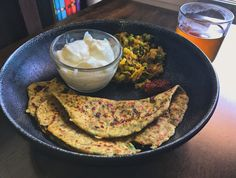 Methi Parathas and the art of the pedha