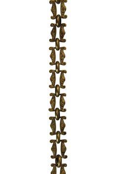 [Chain 15] Motif-Circular Chandelier Chain
