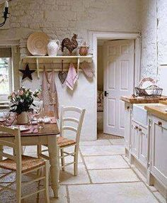 Farmhouse look