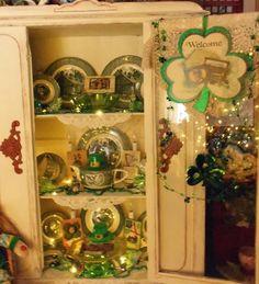 St Patrick's day decorations   St. Patrick's Day decoration.