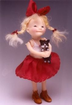 COLLECTIBLE FAIRY DOLLS, Elizabeth Cooper, fairy Collection, just-imagine-dolls.com!