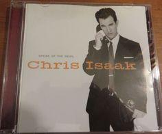 Chris Isaak Speak of the Devil (CD, Aug-1999, Warner Bros.) Used