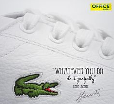 #lacoste #officeshoes #shoes #white